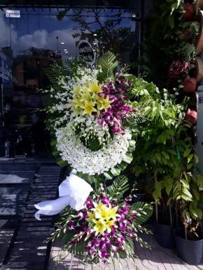 shop hoa tươi huyên tân phú