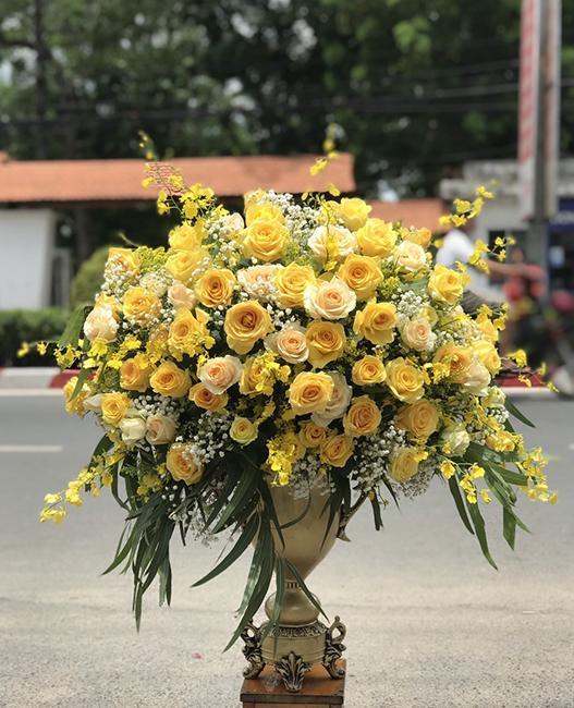 Shop hoa tươi thị trấn Hiệp Phước